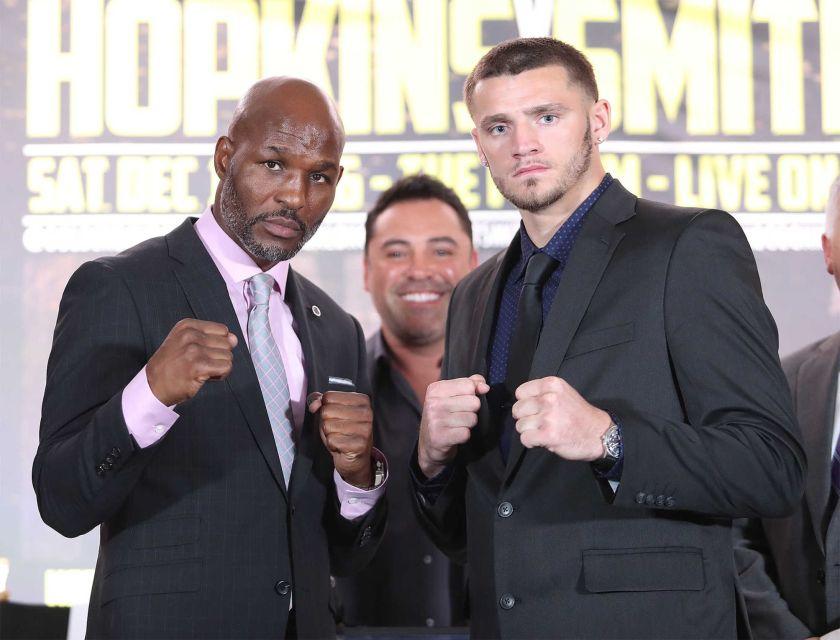 bernard hopkins boxing poll - Potshot Boxing