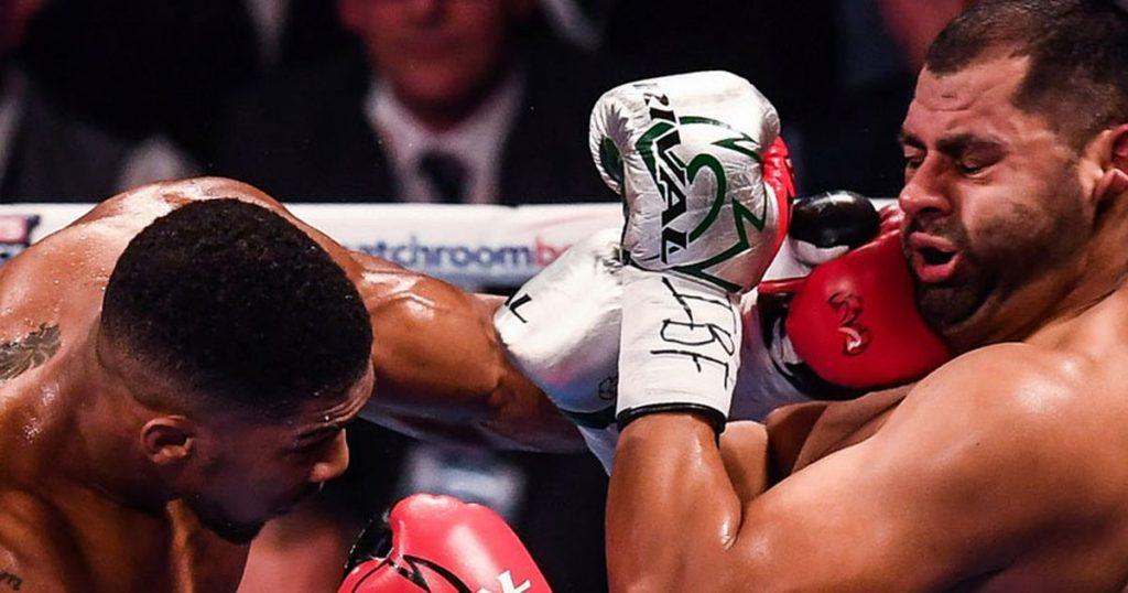 boxing results - Potshot Boxing