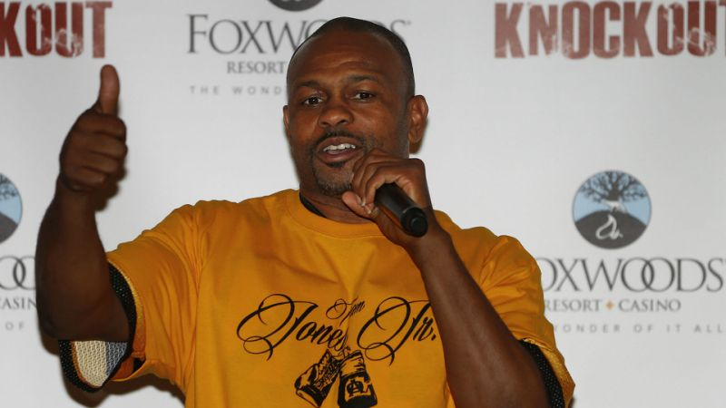 roy jones, jr. fighting again - Potshot Boxing