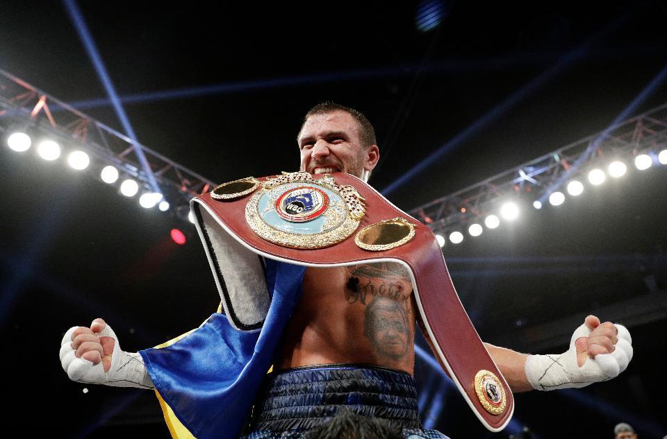 vasyl lomachenko boxing poll - Potshot Boxing