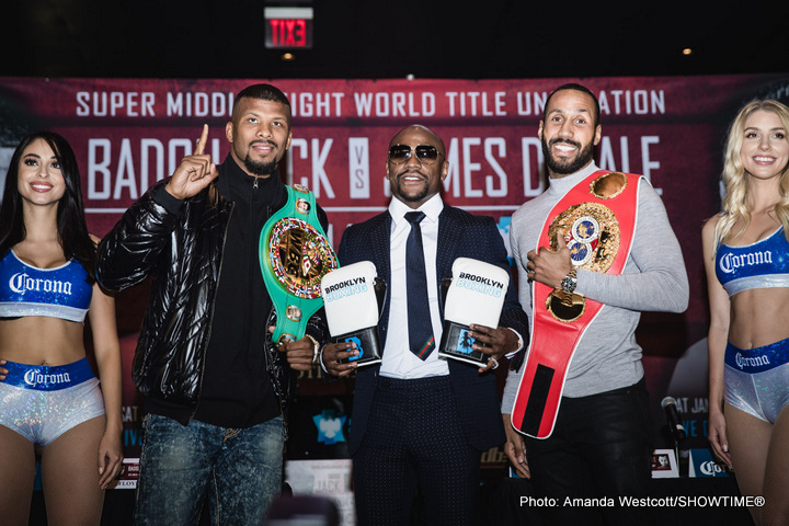 badou jack vs. james degale prediction - Potshot Boxing