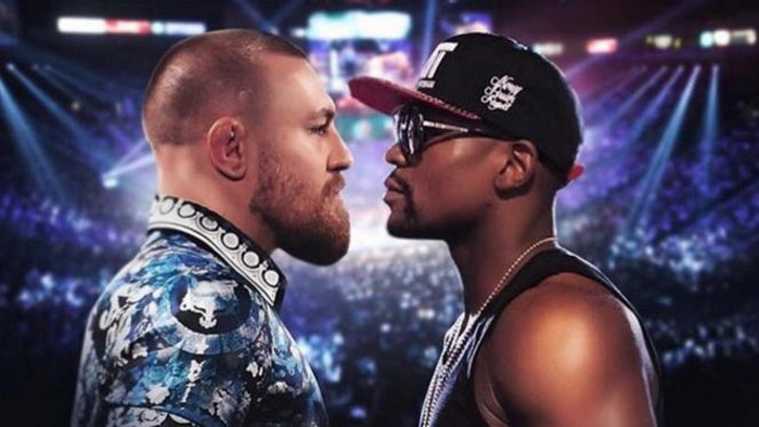 floyd mayweather vs. conor mcgregor - Potshot Boxing