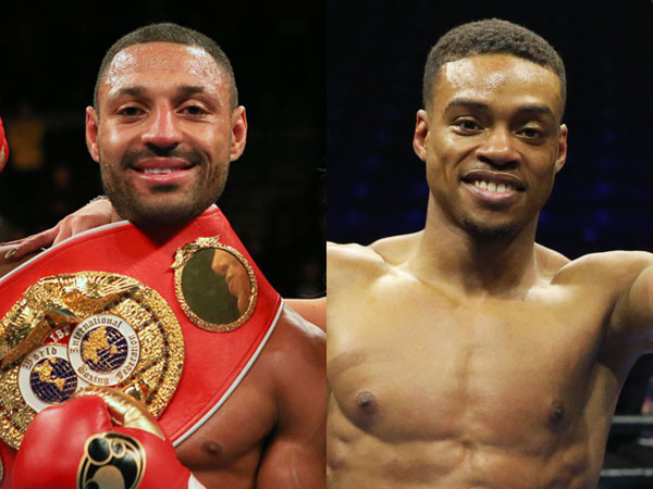 kell brook vs. errol spence, jr. official in may - Potshot Boxing