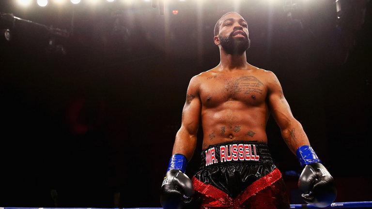 gary russell, jr. - Potshot Boxing