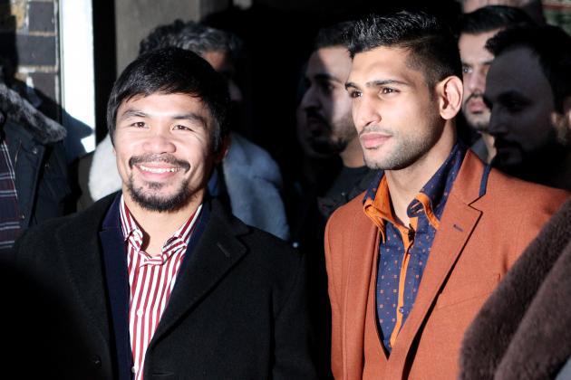 manny pacquiao vs. amir khan set for april 23, 2017 - Potshot Boxing