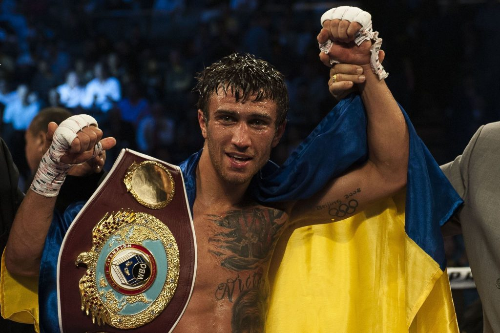 Vasyl Lomachenko takes his talents to the MGM National Harbor - Potshot Boxing