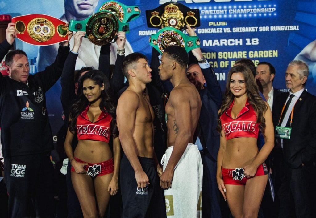 gennady golovkin vs. daniel jacobs tott - Potshot Boxing