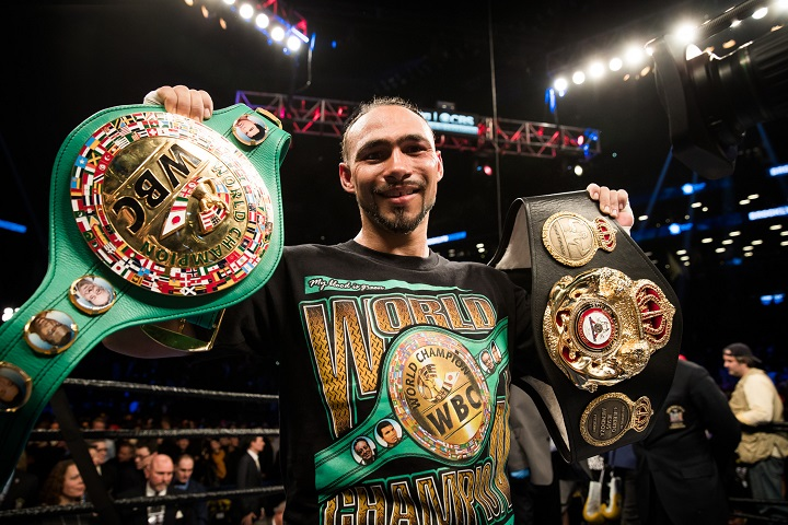 keith thurman defeated danny garcia - Potshot Boxing