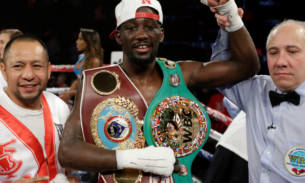 terence crawford vs. felix diaz set for may 20 - Potshot Boxing