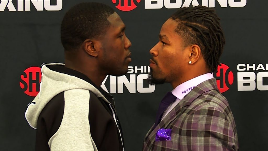 andre berto vs. shawn porter prediction - Potshot Boxing