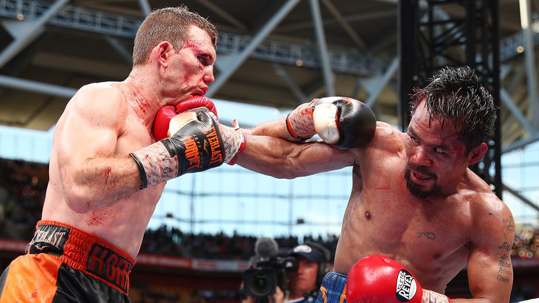 pacquiao vs. horn results - Potshot Boxing