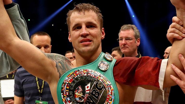 cruiserweight champions - Potshot Boxing
