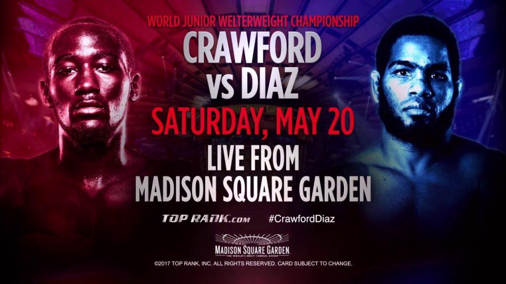 crawford vs. diaz boxing poll - Potshot Boxing