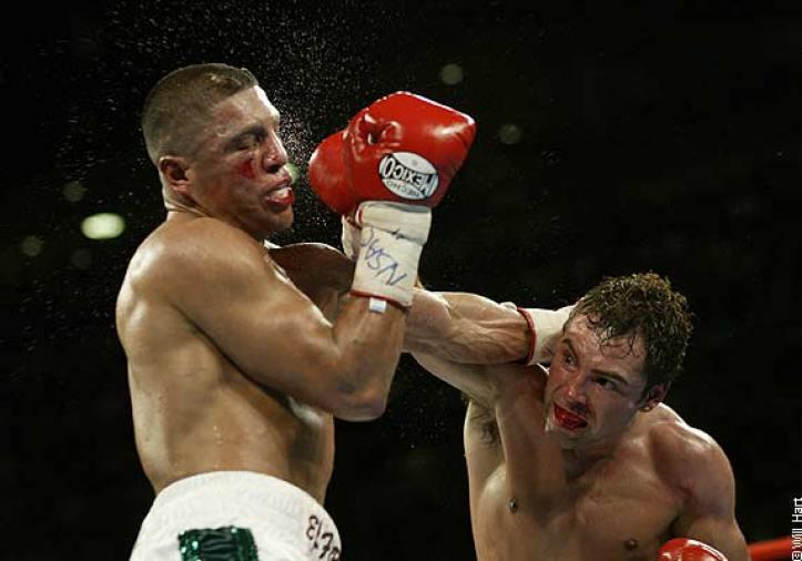 oscar de la hoya vs. fernando vargas - Potshot Boxing