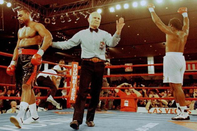 lewis vs. mccall 2 - Potshot Boxing