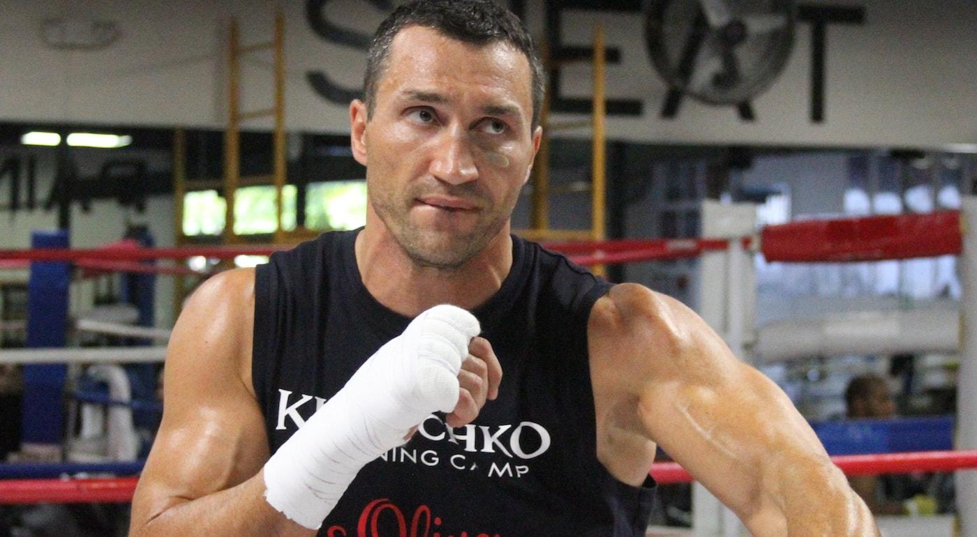 Klitschko Fight
