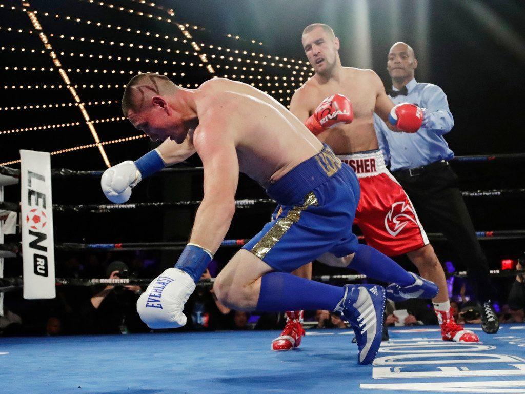 sergey kovalev vs. vyacheslav sharbranskyy results - Potshot Boxing