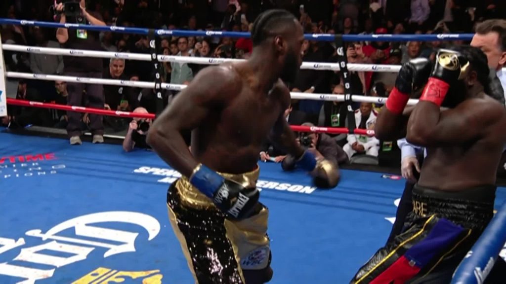 deontay wilder vs. bermane stiverne 2 results - Potshot Boxing