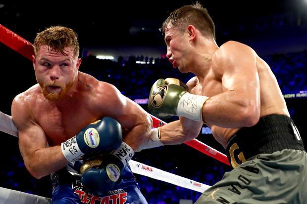 ggg vs. canelo rematch - Potshot Boxing