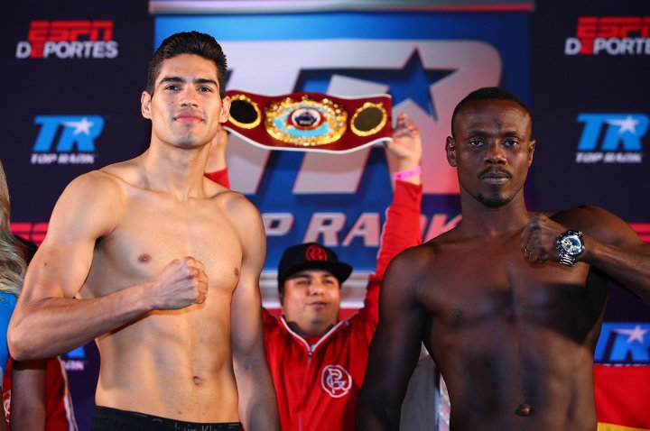 gilberto ramirez vs. habib ahmed tott - Potshot Boxing