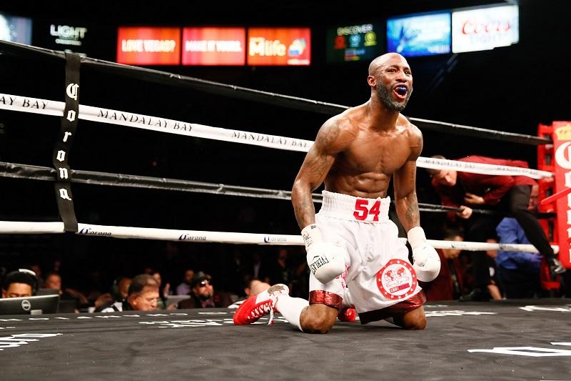 yordenis ugas stops ray robinson - Potshot Boxing