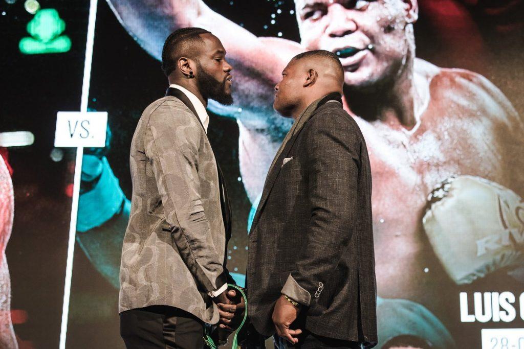 deontay wilder vs. luis ortiz prediction - Potshot Boxing
