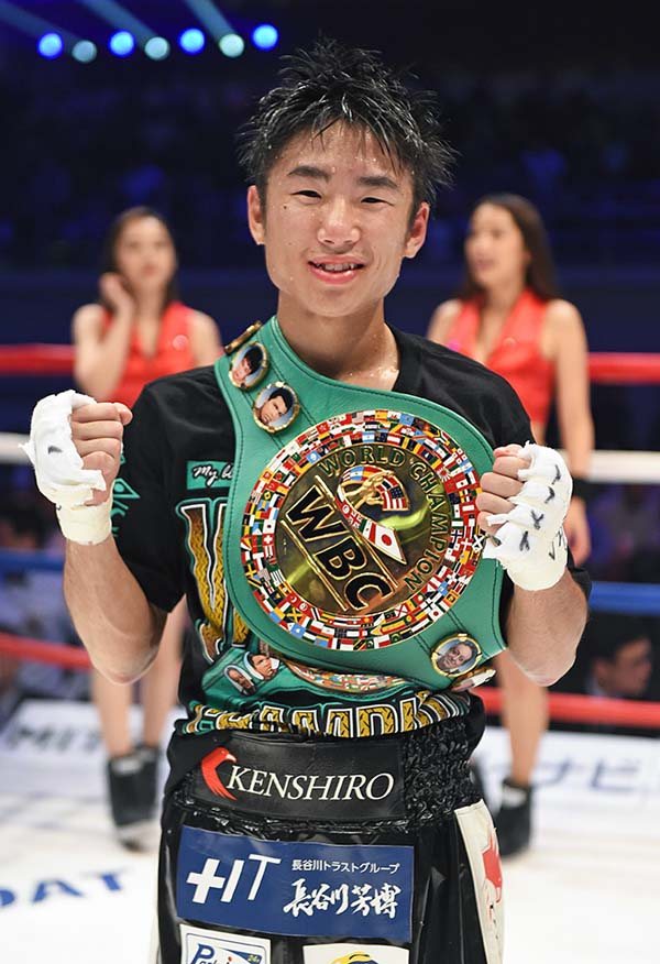 junior flyweight champions - Potshot Boxing