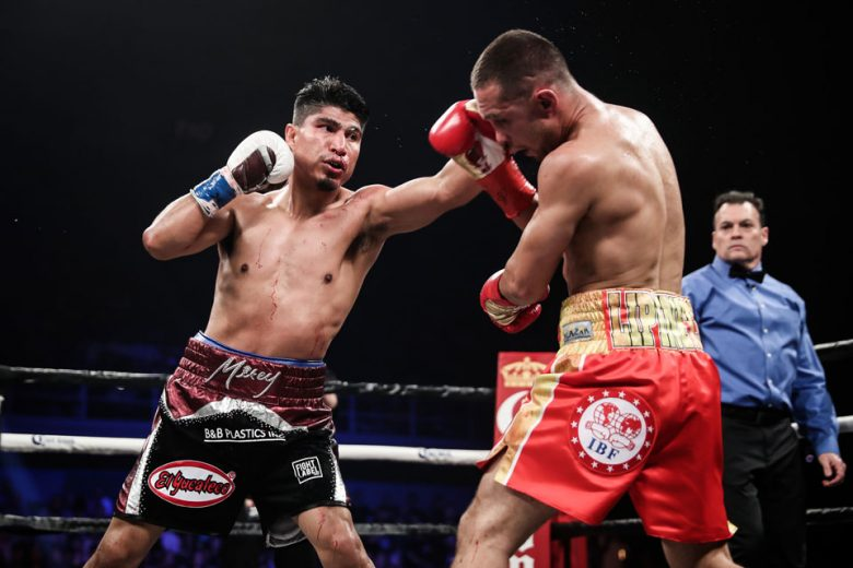 where is mikey garcia on your pound 4 pound list - Potshot Boxing