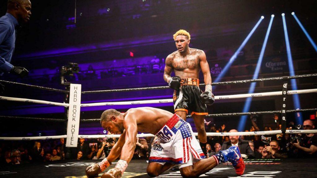 jarrett 'swift' hurd defeated 'the american dream' erislandy lara - Potshot Boxing